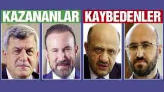 AKP'de kimler kazandı, kimler kaybetti?