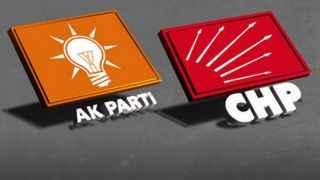 AKP ve CHP'nin 12 ilçede oyları düştü!