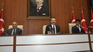İl Koordinasyon Kurulu toplantısında sel baskınları ele alındı